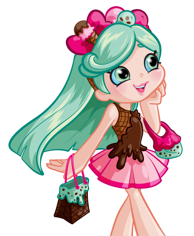 Image peppamint png shopkins. Name clipart character