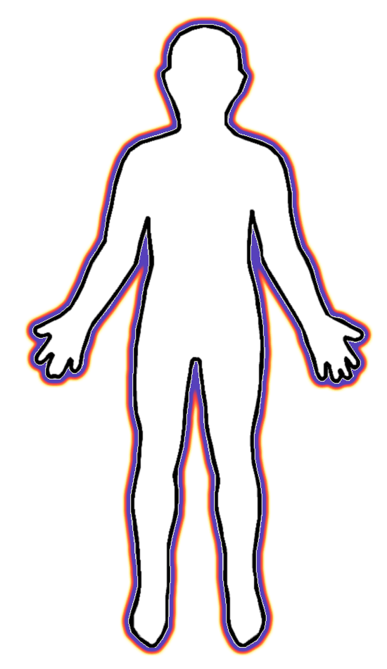 collection of transparent. Humans clipart human outline