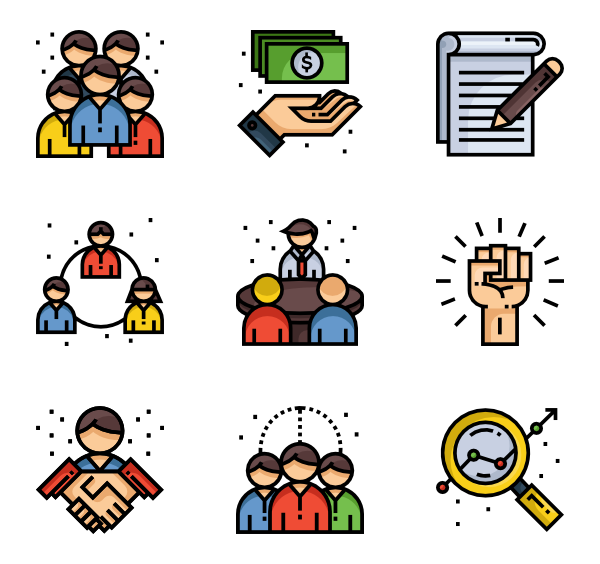 resources icon packs. Humans clipart human resource