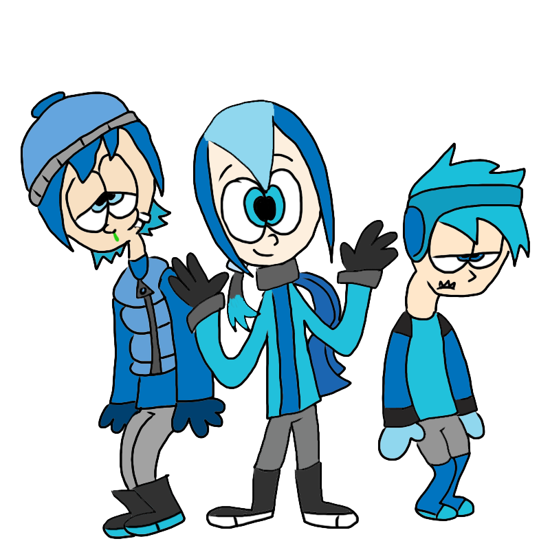 Mxls frosticons by zootycutie. Humans clipart human thinking