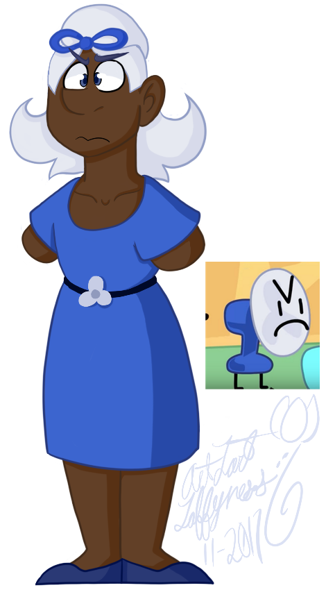Humans clipart human thinking. Bfb fanny by art
