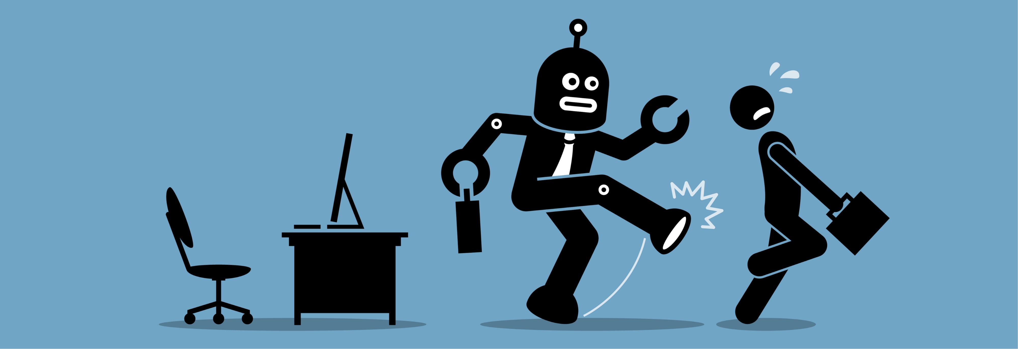Humans clipart normal human. Ai robots do not