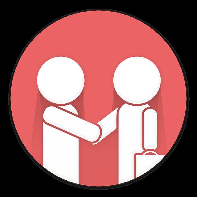Humans clipart recruitment interview.  keys to recruiting
