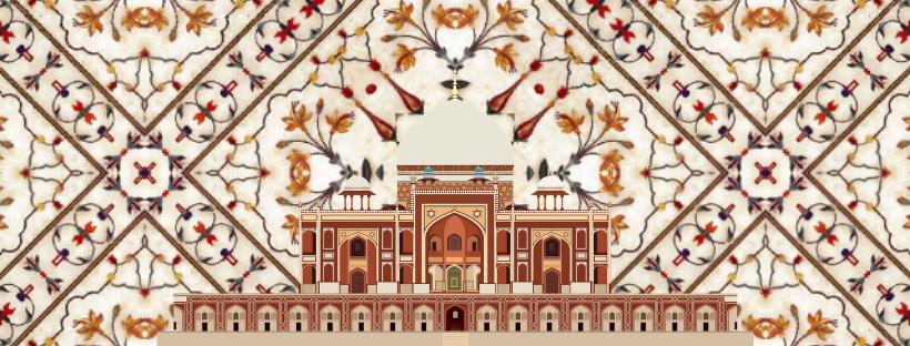 Humayun s . Humayun's Tomb Taj Mahal Pattern