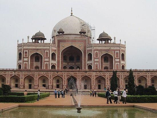Humayun's Tomb Taj Mahal Pattern. Hanuman s delhi india