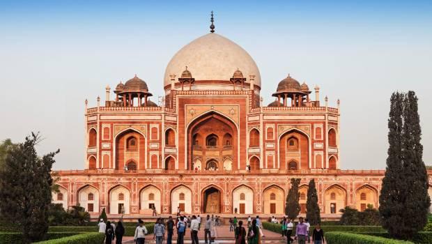 Humayun's Tomb Taj Mahal Pattern. Humayun s delhi india