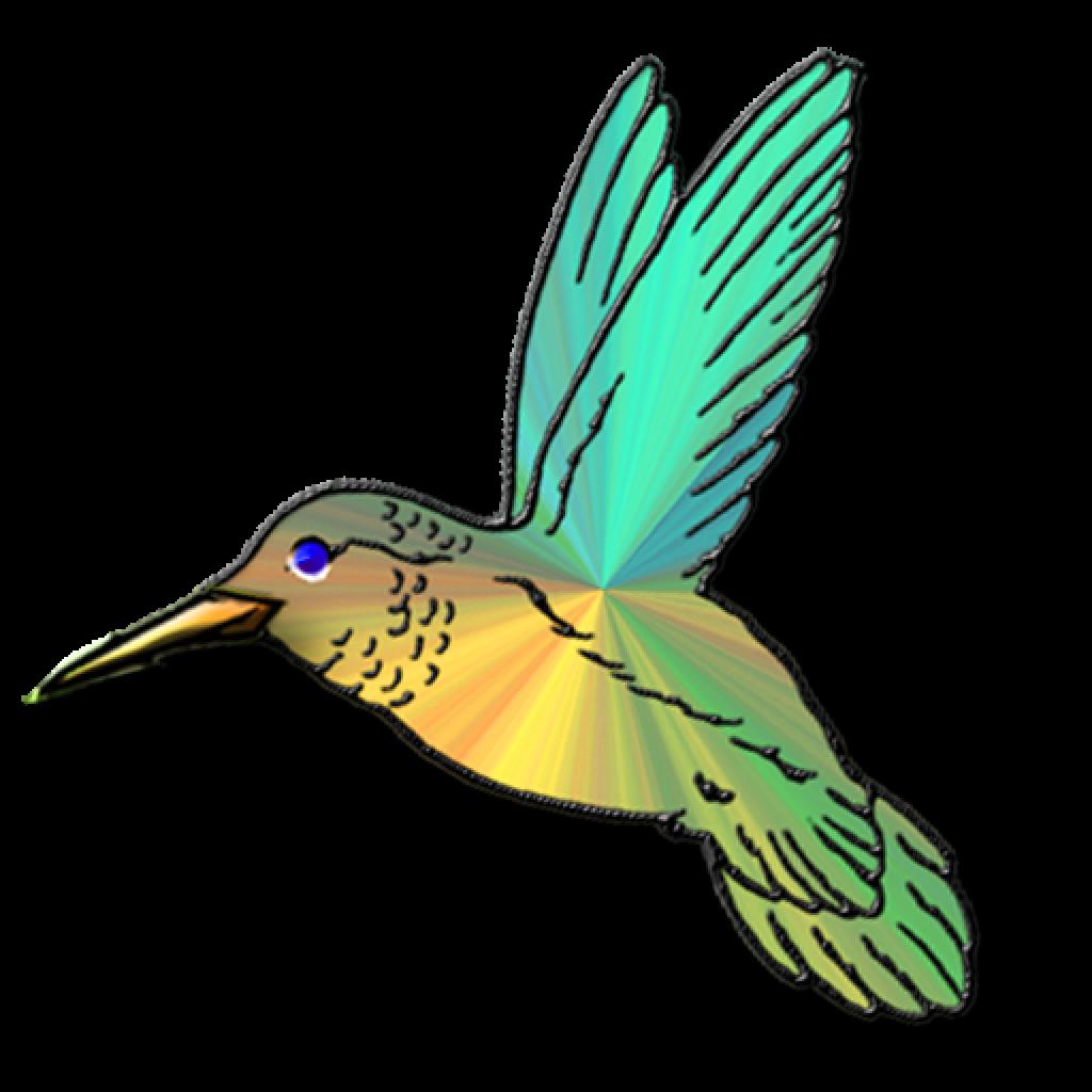 Pineapple clipart animated. Hummingbird clip art hatenylo