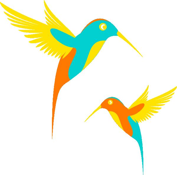 Hummingbird clipart baby hummingbird. Birds clip art at