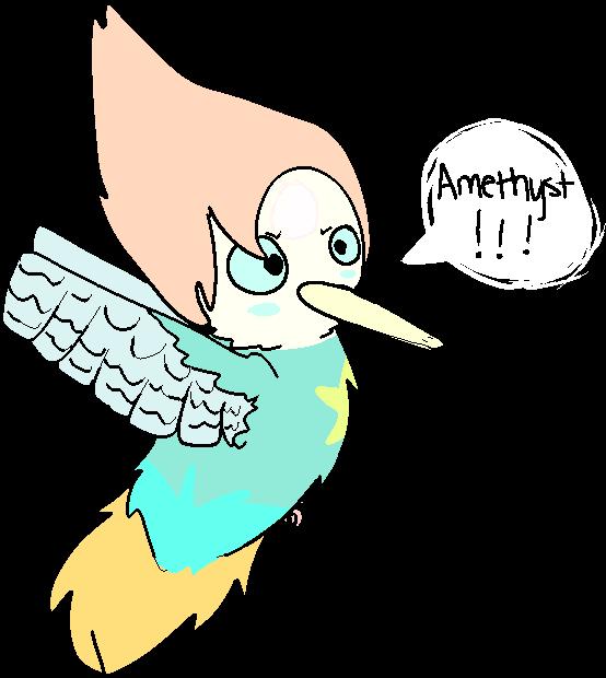 Smol by freckled cheezus. Hummingbird clipart birb