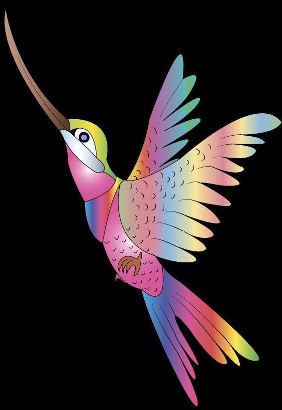 hummingbird clipart easter