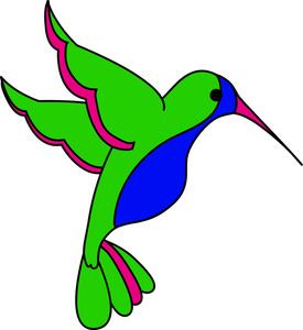Hummingbird clipart green hummingbird. Free cliparts download clip