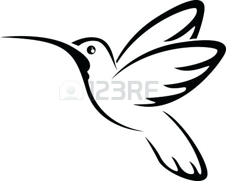 Collection of free download. Hummingbird clipart hummingbird outline