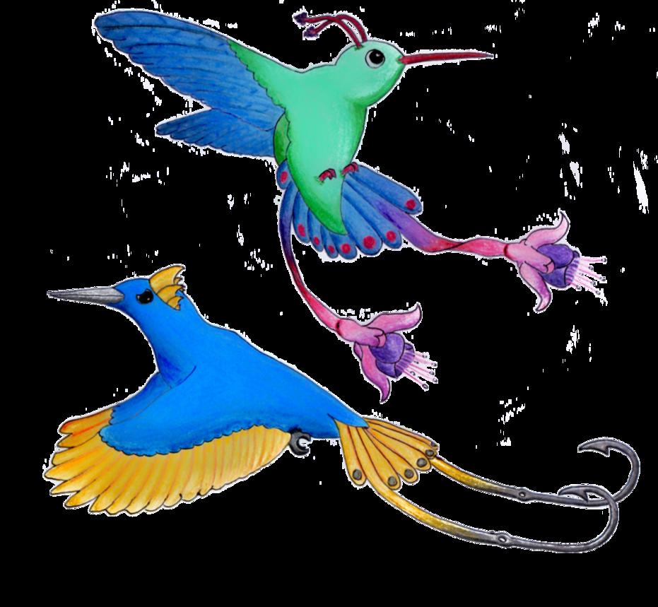 Hummingbird clipart kingfisher. The tropical bird pokemon