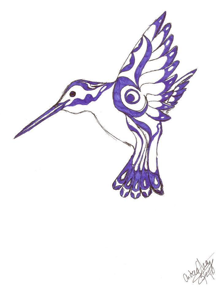 Download free png . Hummingbird clipart native american