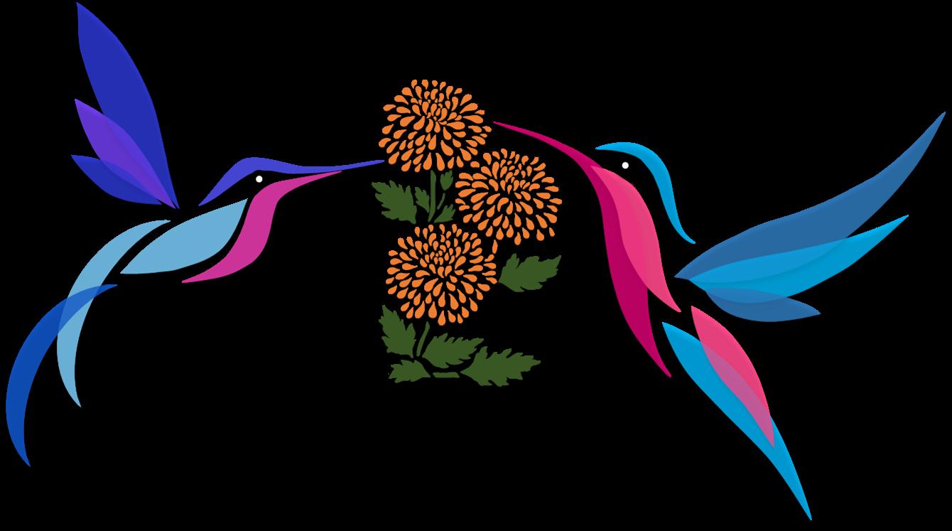 Art islamic graphics humming. Hummingbird clipart ruby throated hummingbird