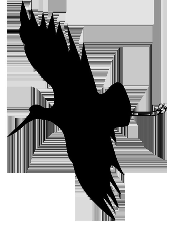 Hummingbird clipart silhouette. Bird silhouettes flying stor