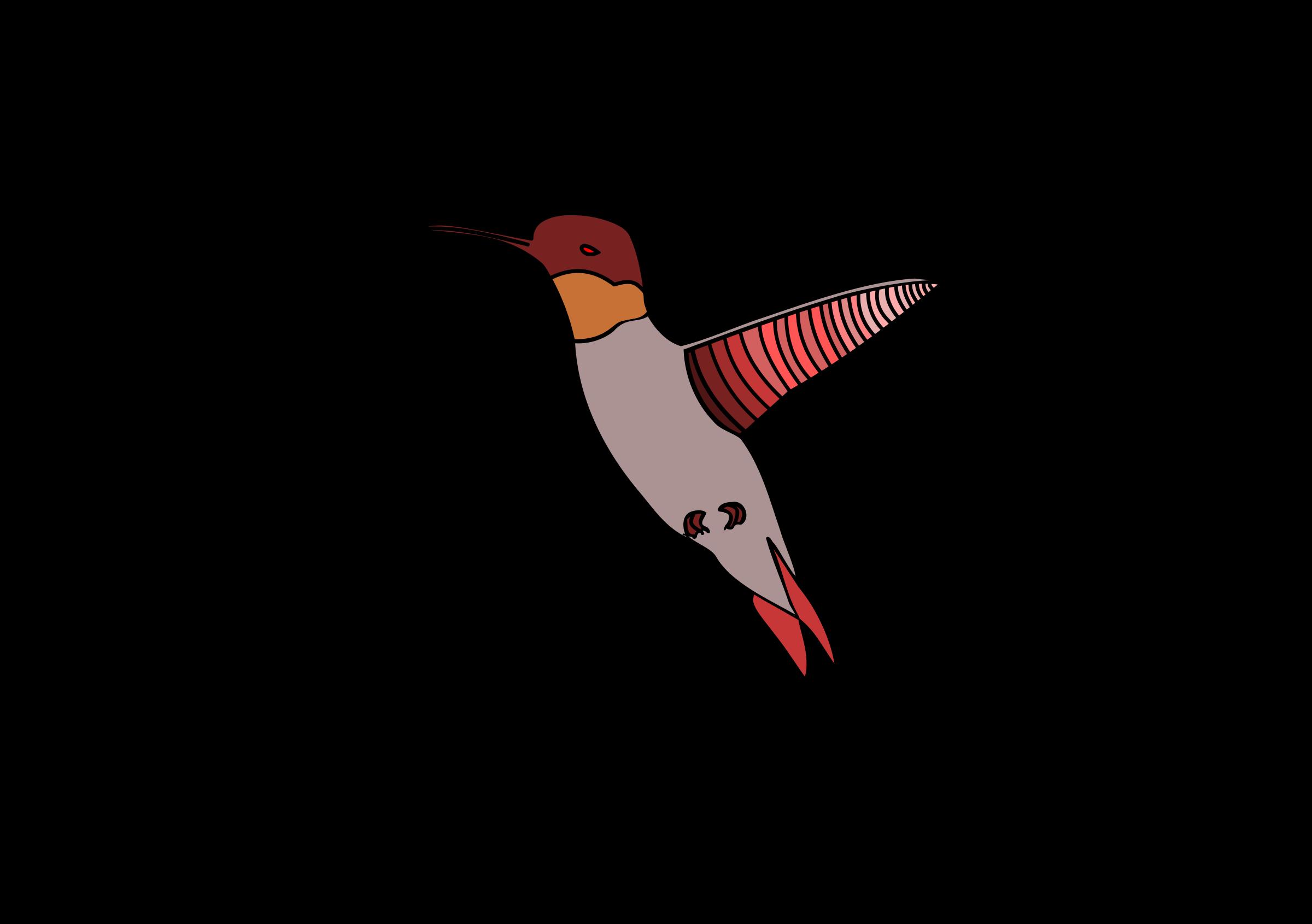 Hummingbird clipart svg free. Flying humming bird icons
