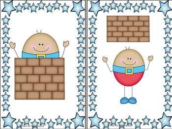 Pin on student teaching. Humpty dumpty clipart activity