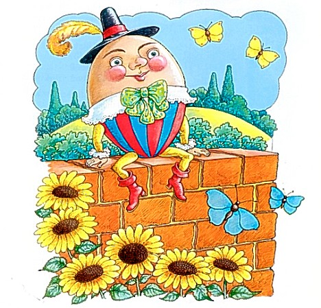 Iew notebook due march. Humpty dumpty clipart anaphora