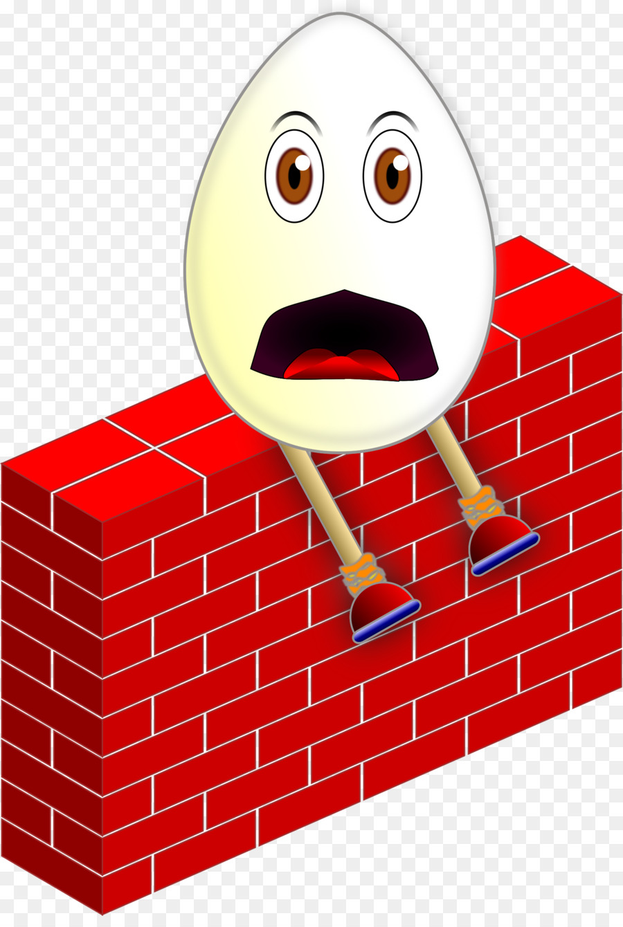 Building cartoon png download. Humpty dumpty clipart animated