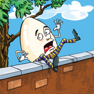 Bad or harrison assessments. Humpty dumpty clipart broken egg