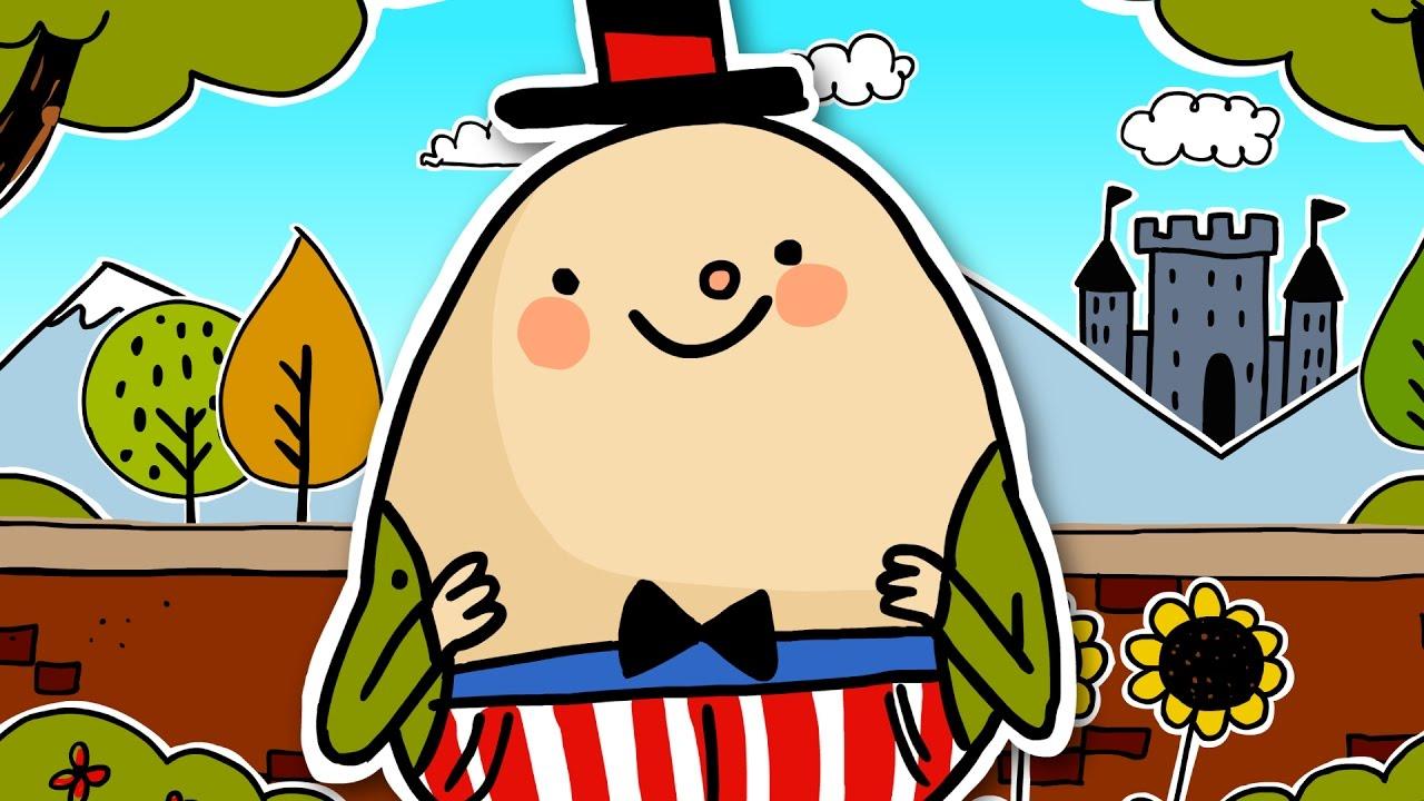 Humpty dumpty clipart doctor who. Nursery rhyme for kids