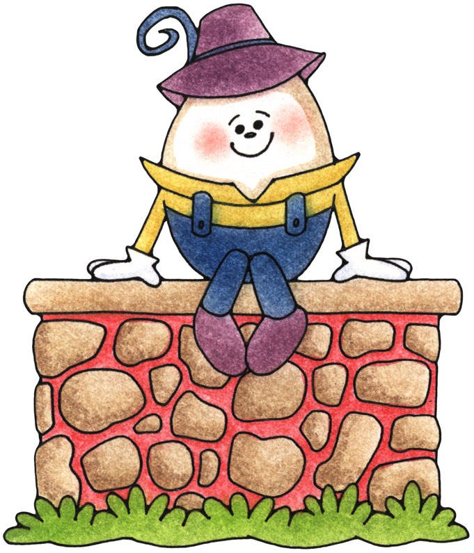 Humpty dumpty clipart face.  clipartlook
