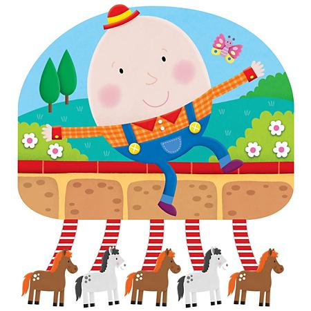 Jiggle discover with sound. Humpty dumpty clipart fairy tale