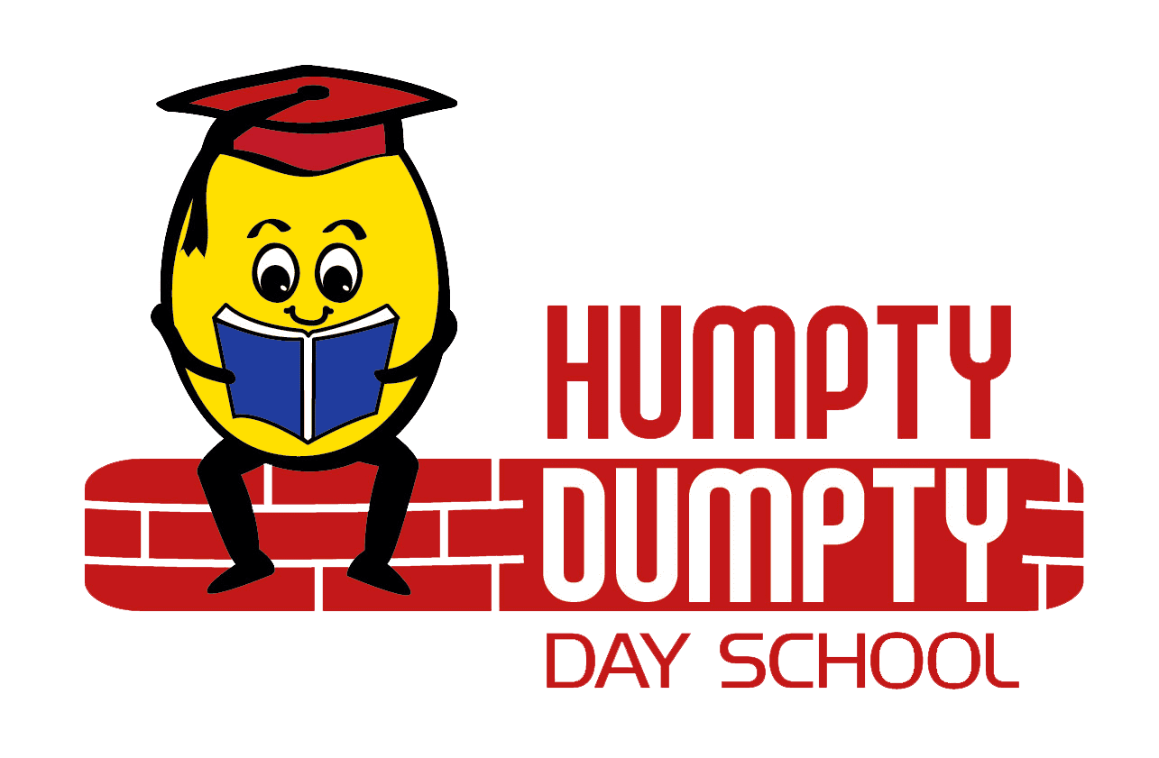 Contact day school. Humpty dumpty clipart happy