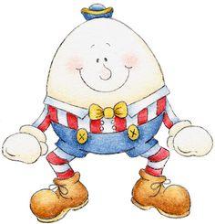 nursery rhyme clip. Humpty dumpty clipart kindergarten