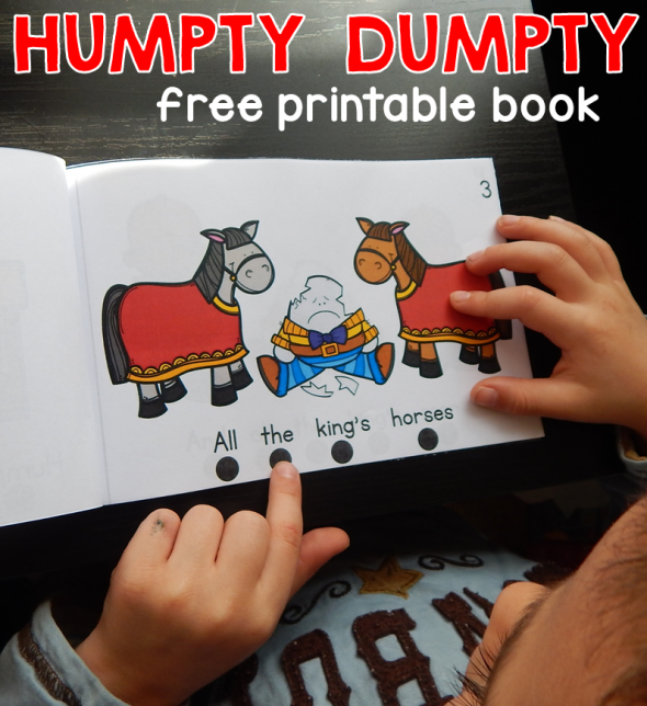 Humpty dumpty clipart kindergarten. Free book the measured