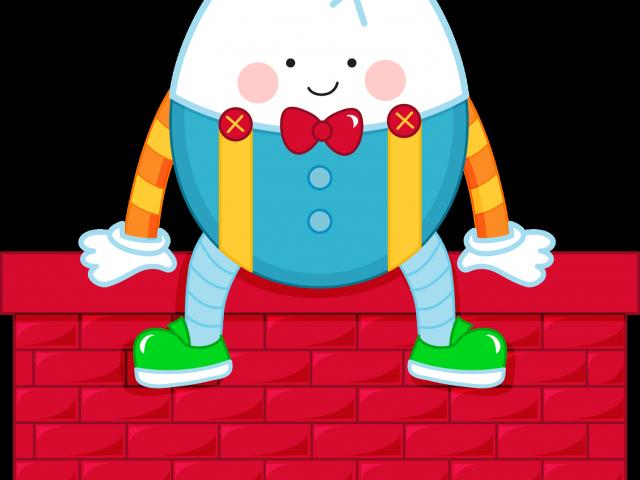 humpty dumpty clipart original