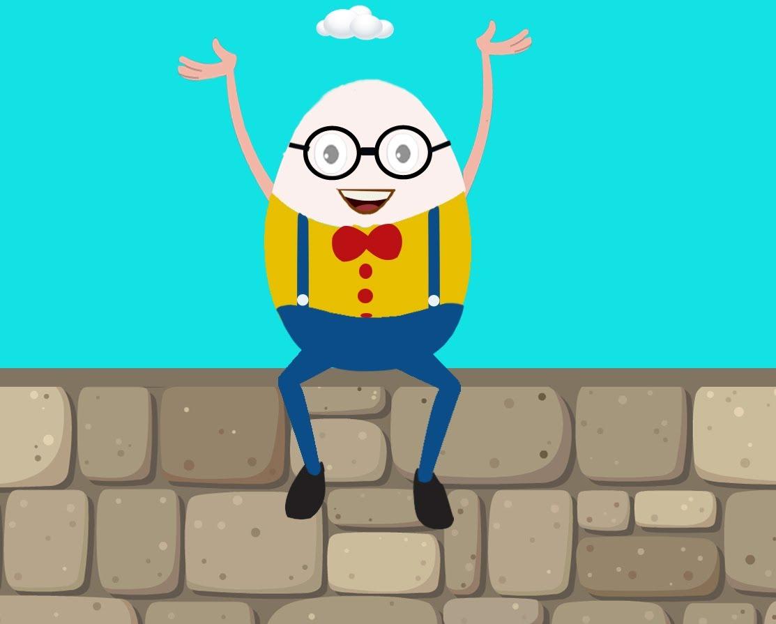 Humpty dumpty clipart original. Free download clip art