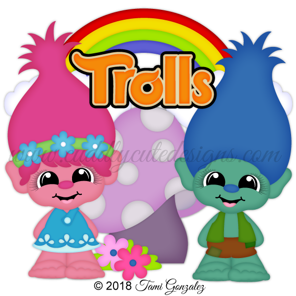 Humpty dumpty clipart party. Characters troll cuties