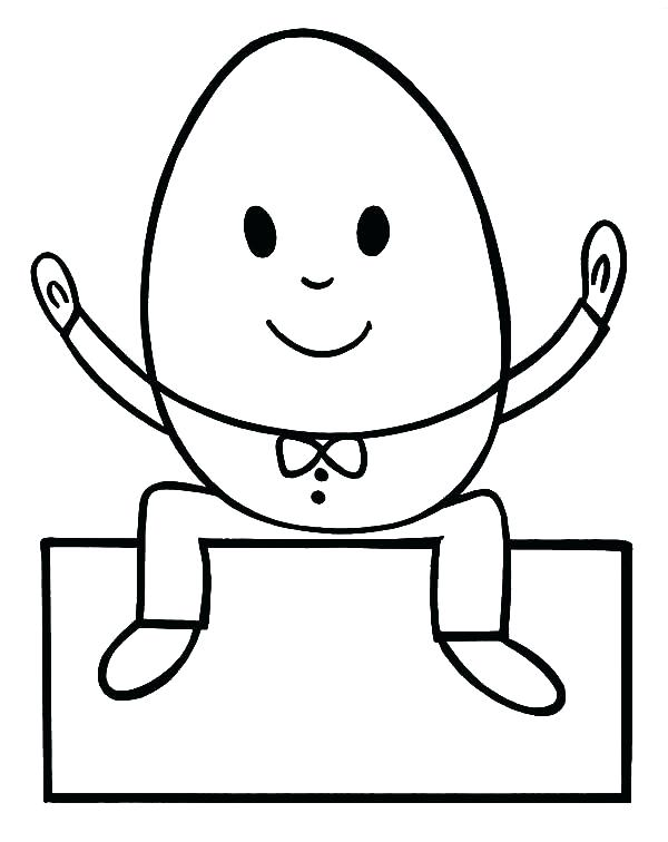 Humpty dumpty clipart sketch. At paintingvalley com explore