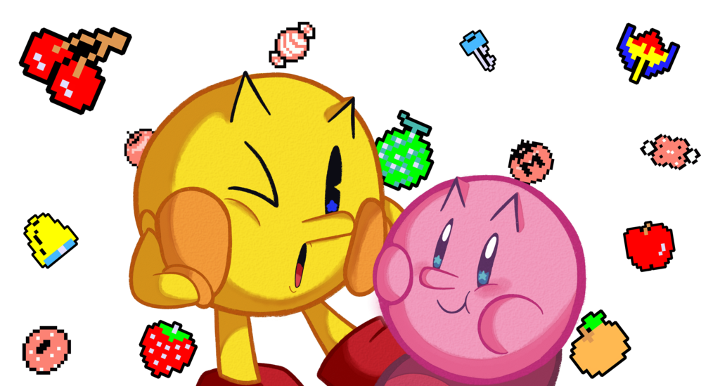 Humpty dumpty clipart smashed. The pac and kirby