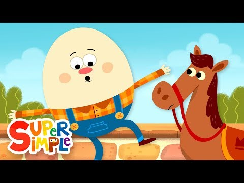 Humpty dumpty clipart umpty. Kids songs super simple