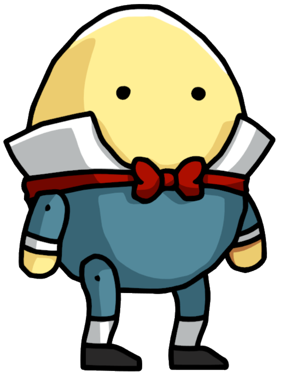 Group scribblenauts wiki fandom. Humpty dumpty clipart vintage