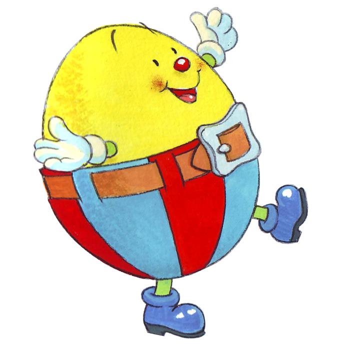 Free download clip art. Humpty dumpty clipart walking