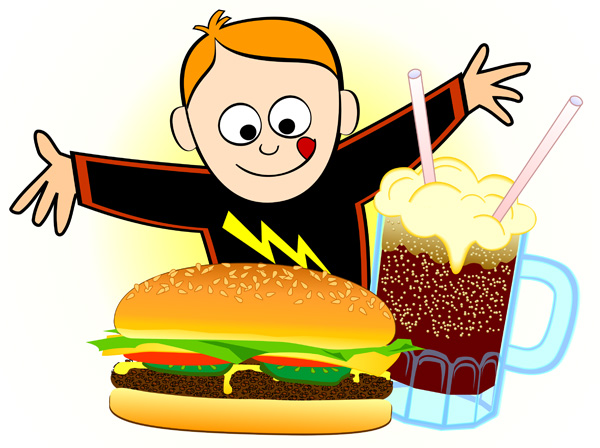 . Hungry clipart