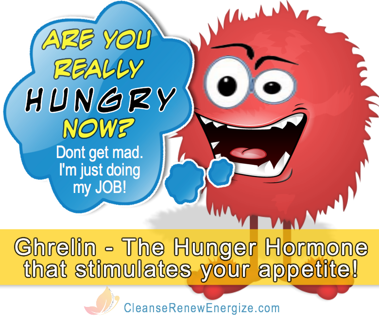 Ghrelin the stimulator cleanse. Hungry clipart appetite