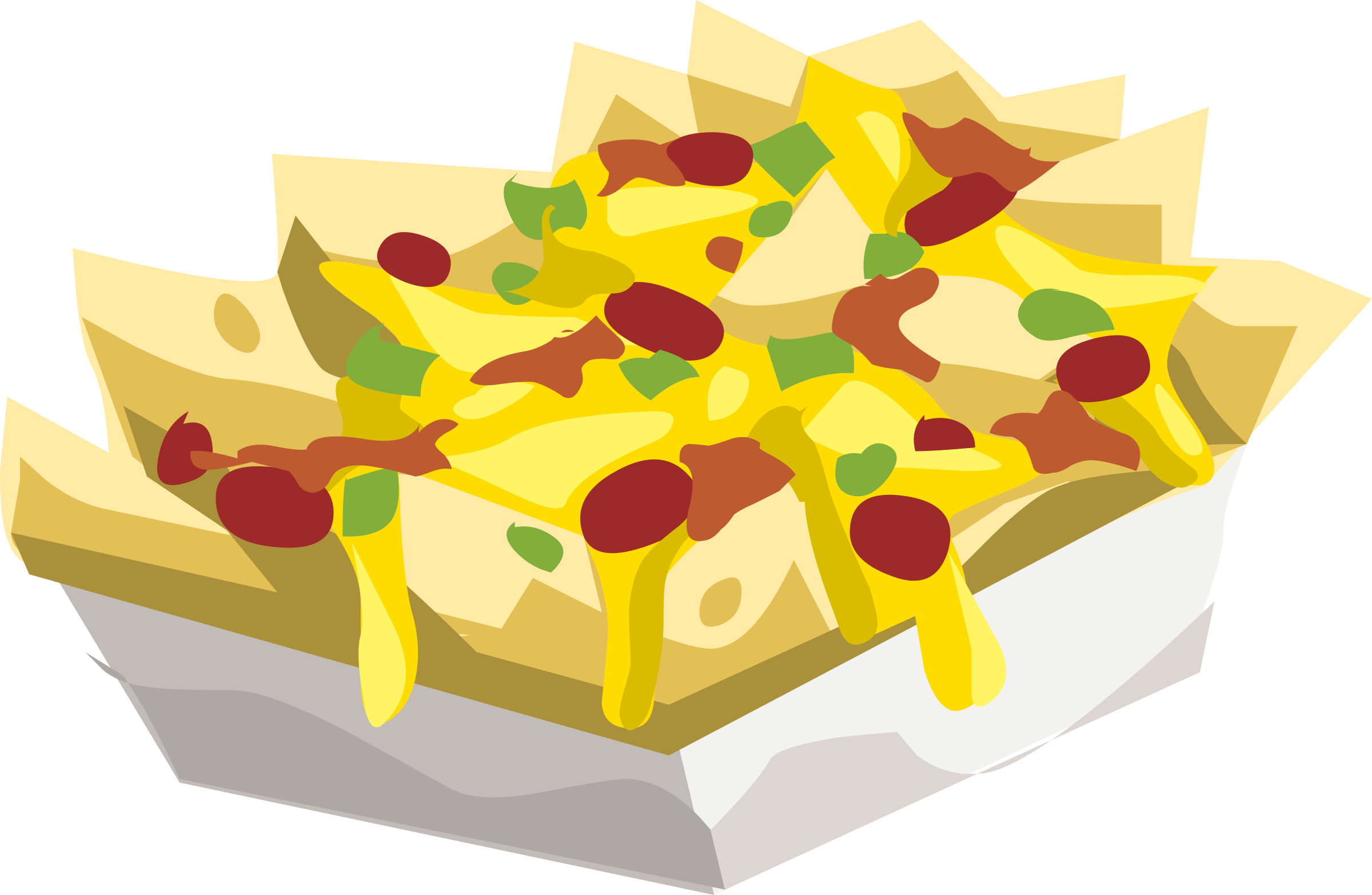 Nachos big image png. Hungry clipart food