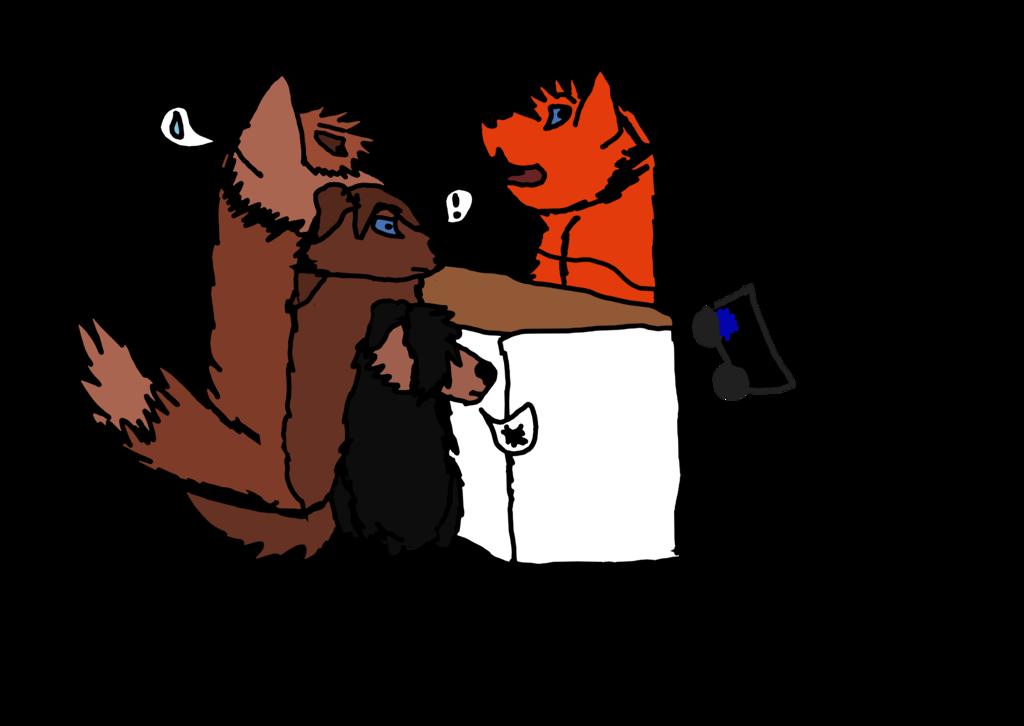 Hungry clipart forlorn. Orangejuicewolf kato deviantart dog
