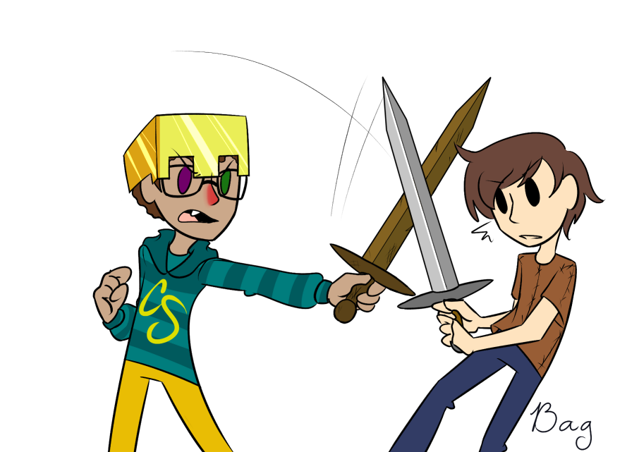 Minecraft hunger games by. Hungry clipart hungry boy