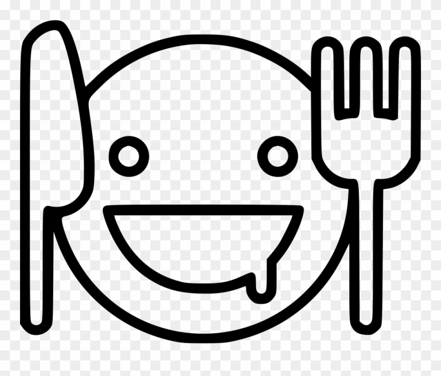 Hungry clipart hungry face. For coloring pinclipart