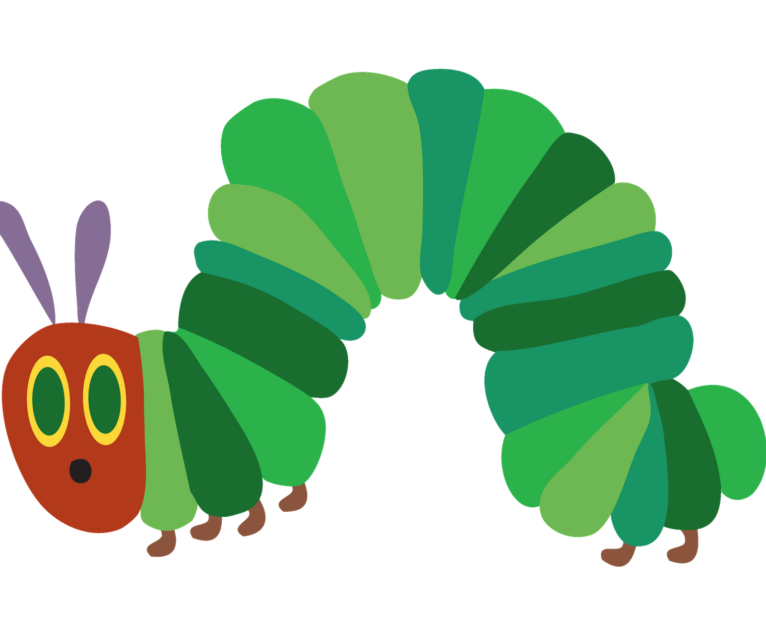 Cat gucciguanfangwang me caterpillar. Hungry clipart hungry family