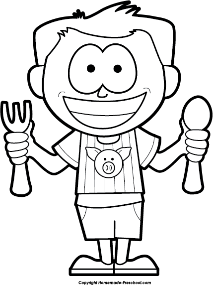 Clip art library . Hungry clipart hungry kid