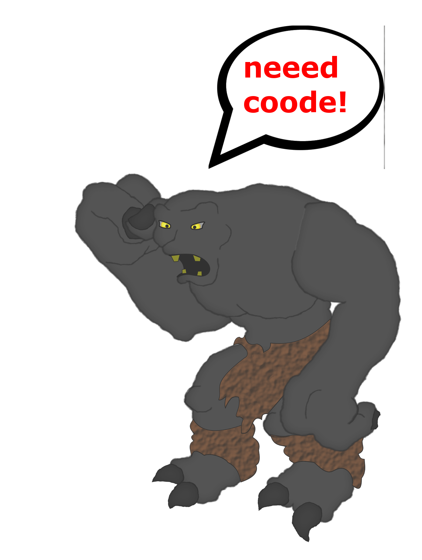 Hungry clipart hungry monster. There are very code