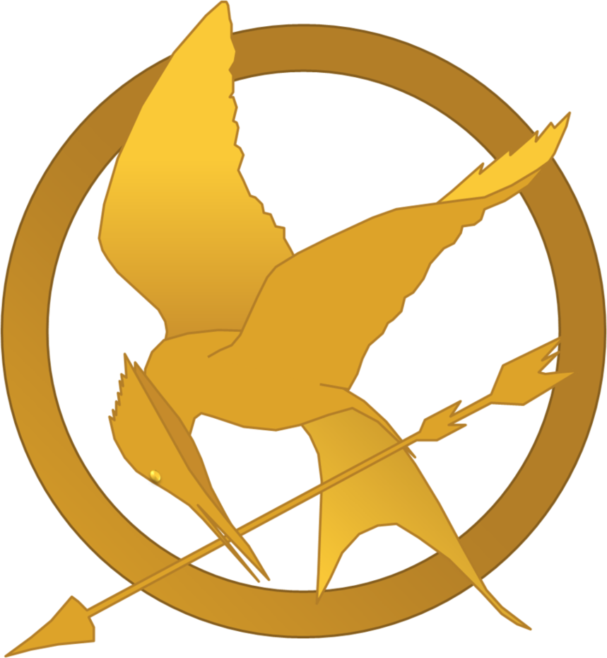Hungry clipart hungry person. Hunger games mockingjay symbol