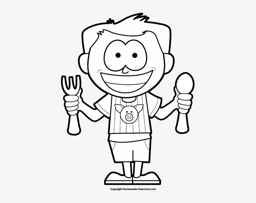 Clip art free image. Hungry clipart hungry person
